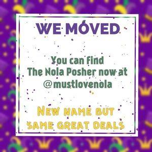 Other - @nolaposher is now @MustLoveNOLA